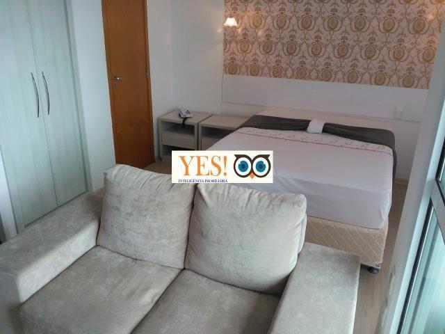 Apartamento Loft 1/4 para aluguel no Único Apart Hotel - Capuchinhos - Foto 19