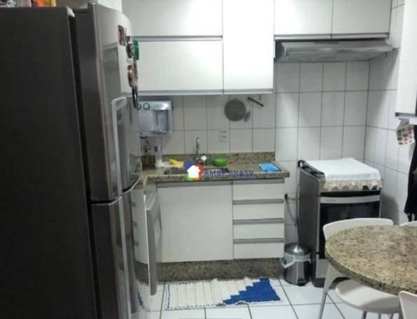 Apartamento com 3 dormitórios à venda, 125 m² por r$ 443.000 - setor bueno - goiânia/go - Foto 5