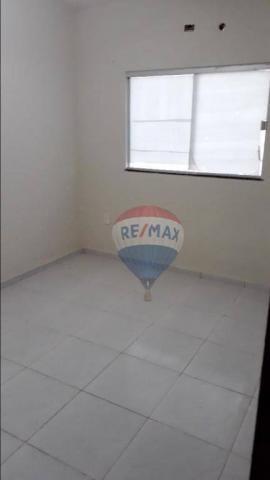 Casa com 3 dormitórios para alugar, 95 m² por r$ 650,00/ano - nova parnamirim - parnamirim - Foto 4