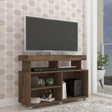 Rack para TV novo!