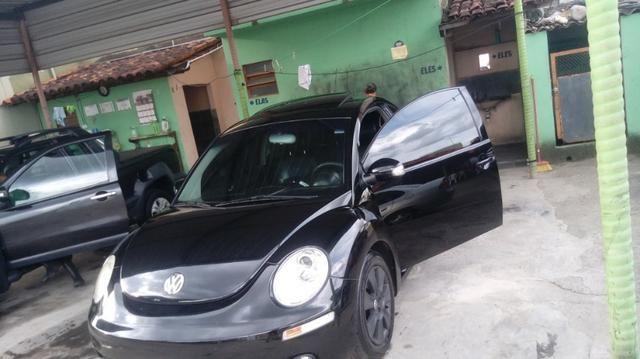 Vw new beetle 2.0 gasolina completo - Foto 3