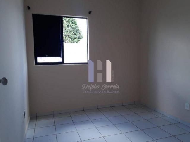 Apartamento com 2 dormitórios para alugar, 59 m² por r$ 1.000/mês - neópolis - natal/rn - Foto 4