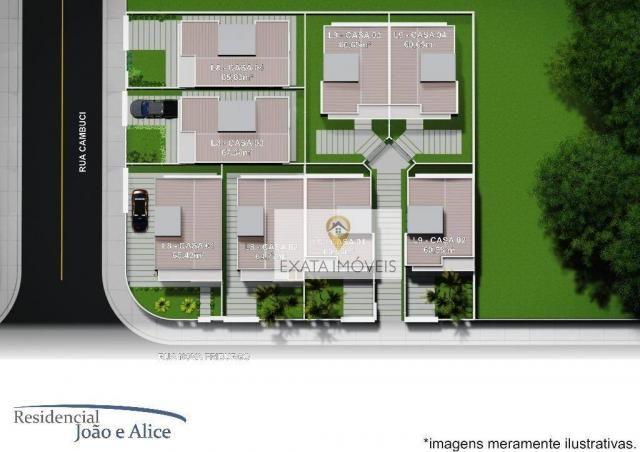 Lançamento! casas lineares independentes a 150m da rodovia, jardim mariléa, rio das ostras - Foto 11