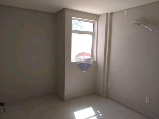 Apartamento para alugar, 75 m² por r$ 750,00/mês - lagoa seca - juazeiro do norte/ce - Foto 4