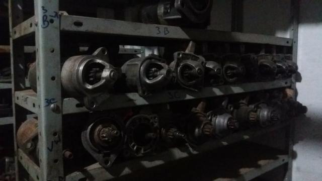 Motor de partida varios modelo no lugar a base de troca - Foto 3