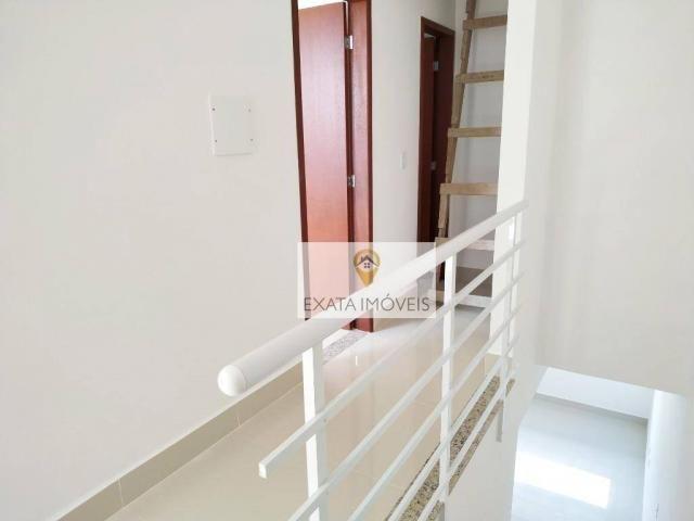 Casas duplex 03 quartos, independentes, recreio/costazul, rio das ostras. - Foto 12