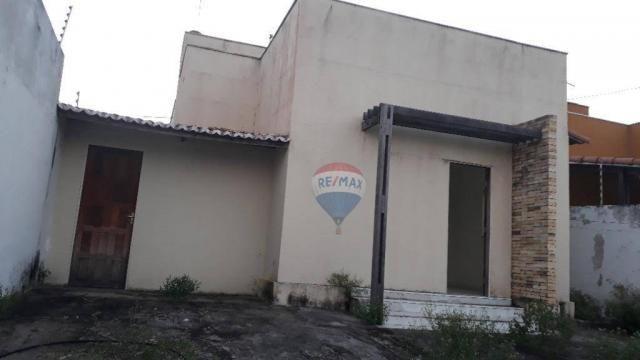 Casa com 3 dormitórios para alugar, 95 m² por r$ 650,00/ano - nova parnamirim - parnamirim