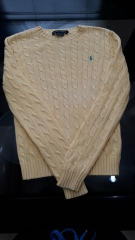 Ralph Lauren original modelo tricot feminina P nova - Foto 2