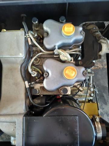 Motogerador diesel trifásico 380v/220v 15.000 buffalo potência máxima 15,0 kva - Foto 6