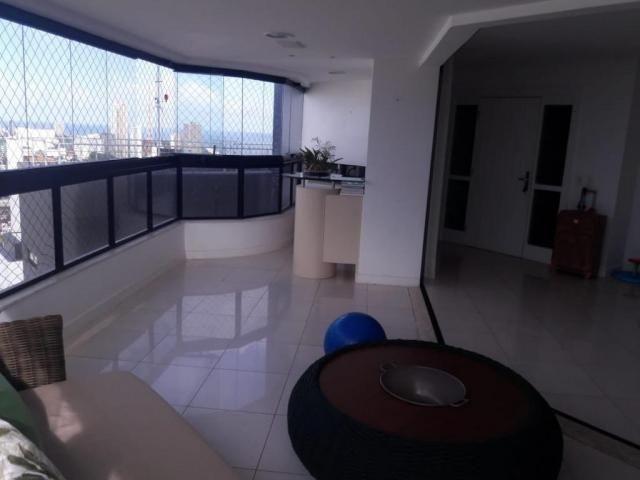 Graça 4 suites 196m 3 garagens soltas - Foto 3