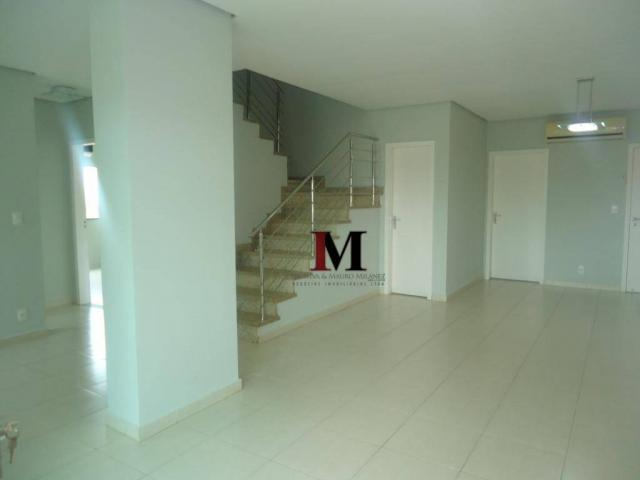 alugamos e vendemos apartamento estilo duplex com churrasqueira na sacada e 4 suites - Foto 9