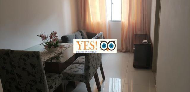 Apartamento mobiliado para locação, fraga maia, feira de santana, 2 dormitórios, 1 sala - Foto 4