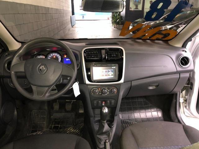 Renault Sandero 1.0 Expression Completo Gnv - Foto 5