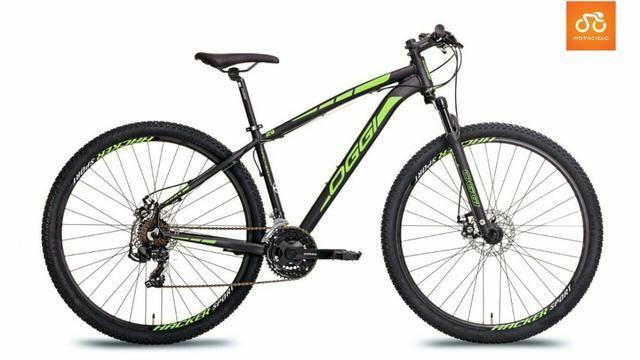 Bicicleta Oggi Hacker Sport 2019 - Foto 5