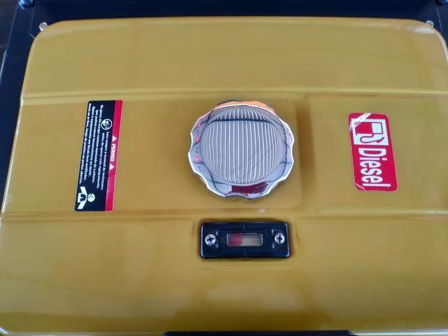 Motogerador diesel trifásico 380v/220v 15.000 buffalo potência máxima 15,0 kva - Foto 5