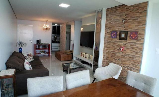 GM - Apartamento vista lagoa + 3 quartos - Foto 2