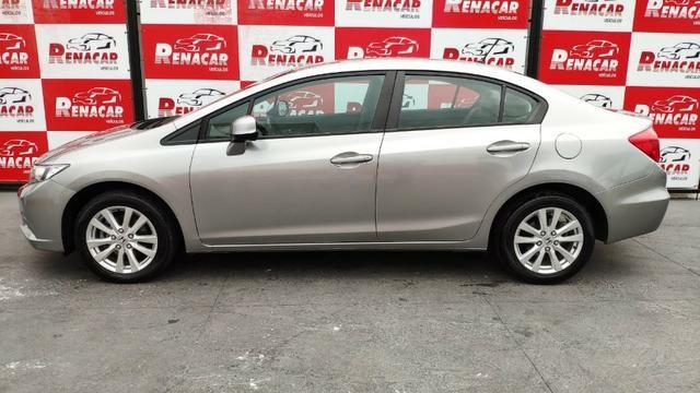 Honda civic lxs 2014 mecânico,o mais barato da olx - Foto 12
