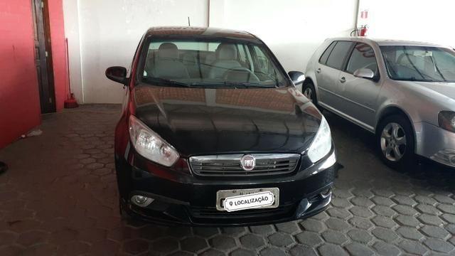 Fiat grand siena attractive 1.4 flex 2012/2013
