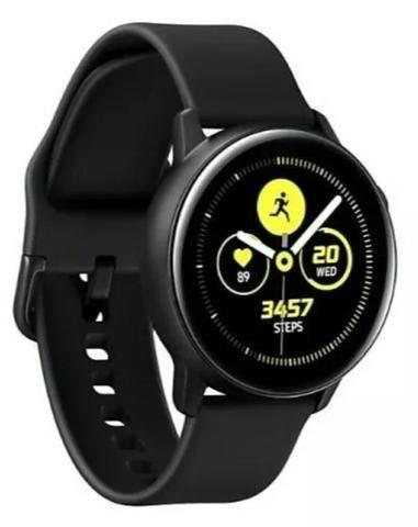 Smartwatch Touchscreen Galaxy Watch Active Bluetooth - Preto - Foto 2