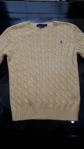 Ralph Lauren original modelo tricot feminina P nova - Foto 3