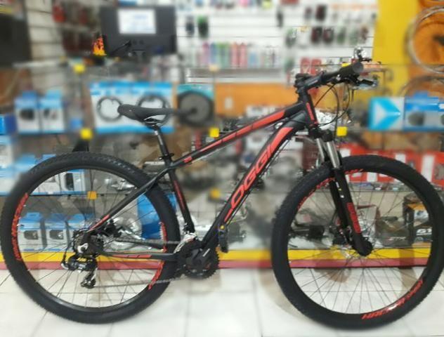 Bicicleta Oggi Hacker Sport 2019