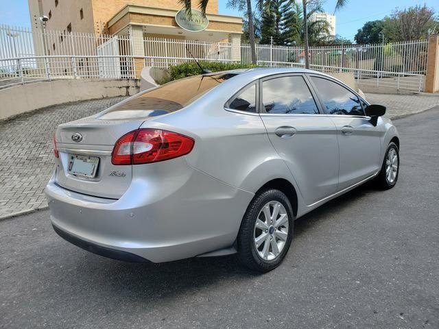 New Fiesta sedan se ano 2012/2012 completo - Foto 4