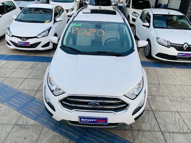 Ford EcoSport Titanium 1.5 Automática 2020 - Apenas 5.000 km - Foto 2