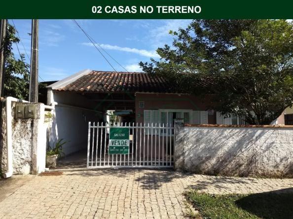 Duas casas no terreno bairro guanabara | terreno de 416 m² - Foto 2