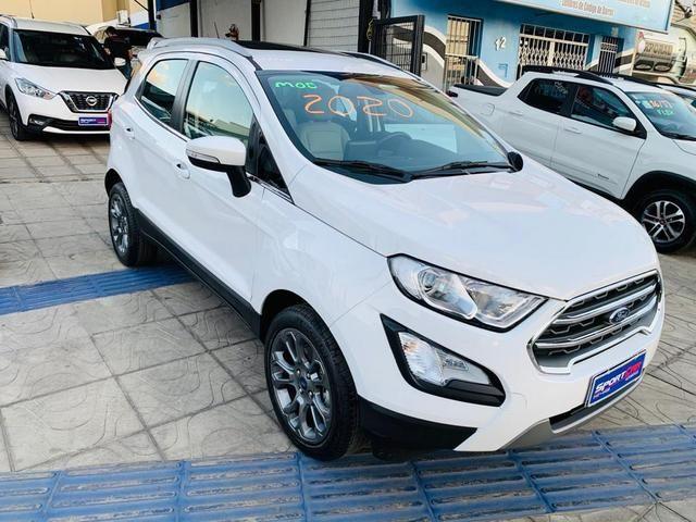 Ford EcoSport Titanium 1.5 Automática 2020 - Apenas 5.000 km - Foto 3