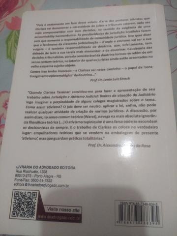 Jurisdição e ativismo judicial limites da atuação do judiciário - Foto 2