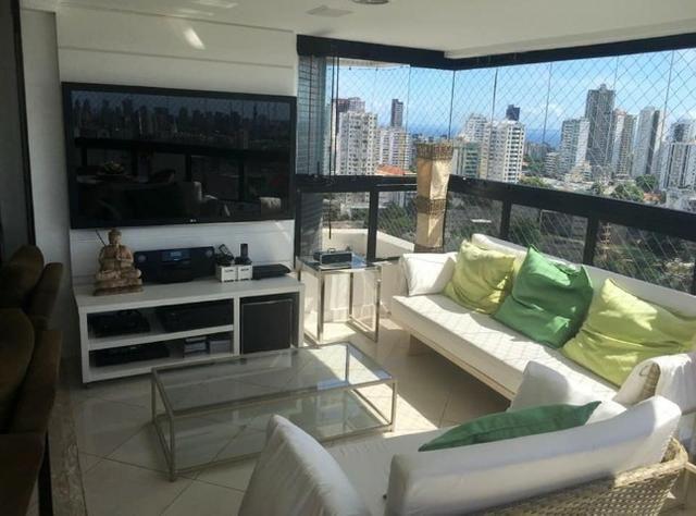 Graça 4 suites 196m 3 garagens soltas - Foto 11
