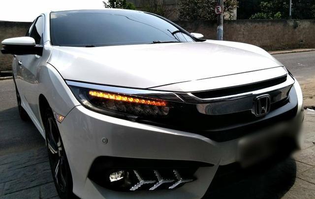 Honda Civic Turing 1.5 turbo 16v . aut.4p - Foto 9
