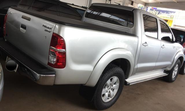 Toyota Hilux SRV 2.7 Flex 13/13 - Foto 2