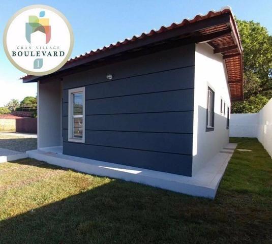 APL - Oportunidade no Turu | Casa em Condomínio | Entrada 499,00 | 2 quartos | 2 Vagas - Foto 2