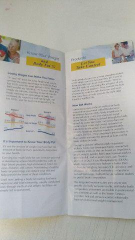 Balança bioimpedancia  - Foto 4