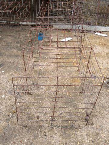 Arejadores de ferro para galos - Foto 5