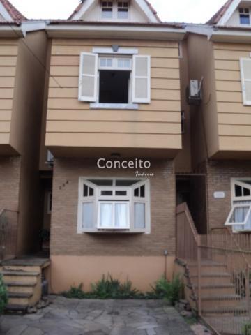 Casa à venda com 2 dormitórios em Jardim itu, Porto alegre cod:CO5100
