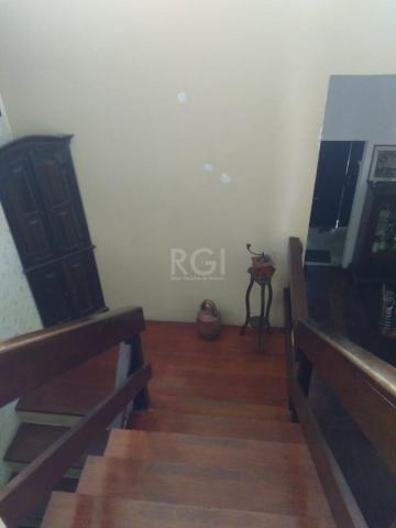 Casa à venda com 5 dormitórios em Teresópolis, Porto alegre cod:BT9916 - Foto 14