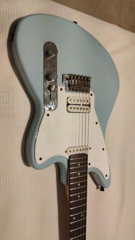 Guitarra fender jaguar custom shop - Foto 4