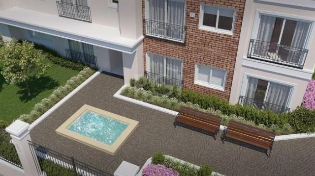 Apartamento à venda com 1 dormitórios em Várzea grande, Gramado cod:EV4091 - Foto 2