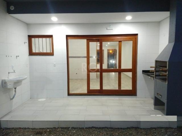 Casa à venda com 3 dormitórios em Guarujá, Porto alegre cod:BT9928 - Foto 4