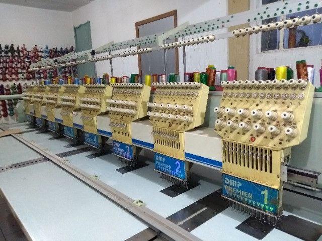 Maquina de bordar computadorizada