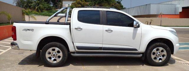 """"""" Oportunidade Única! Linda S10 Ltz Automática Diesel 4x4 2014/2014. '' - Foto 4"""