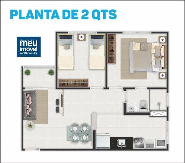 T006-vendo apartamento com parcelas a partir de 157,00$ - Foto 9