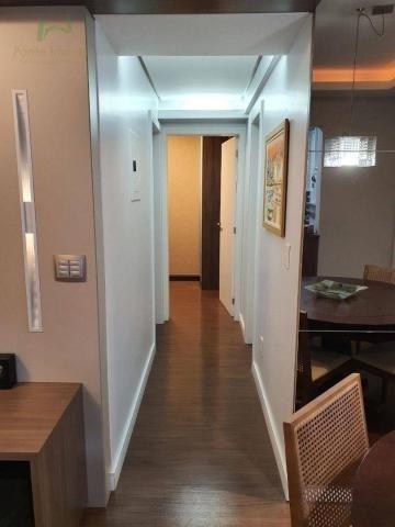 Apartamento com 2 dormitórios, 74m² por R$ 615.000,00- Trindade - Florianópolis/SC - Foto 5