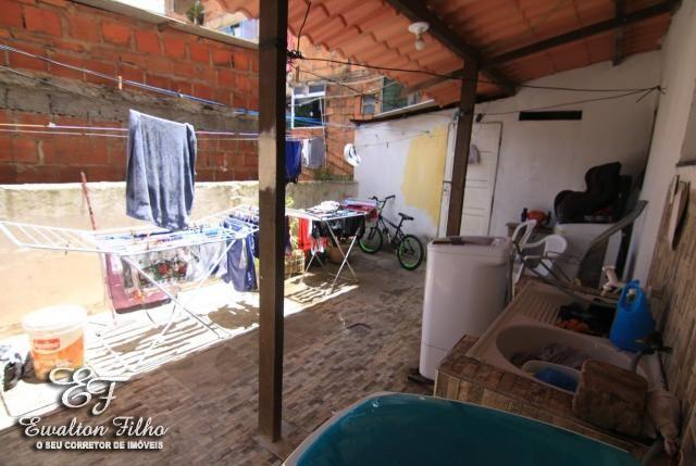 Casa 1º Subsolo Com 3 Quartos Clara e Ventilada (Não Financia) - Foto 15