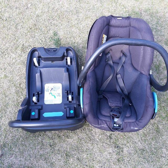 Carrinho de bebê Elea e bebê conforto bébé confort - Foto 4