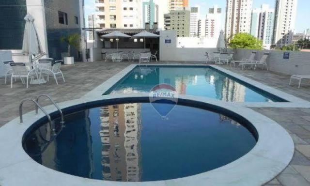 Apartamento com 3 dormitórios para alugar, 122 m² por R$ 2.400,00/mês - Manaíra - João Pes - Foto 19