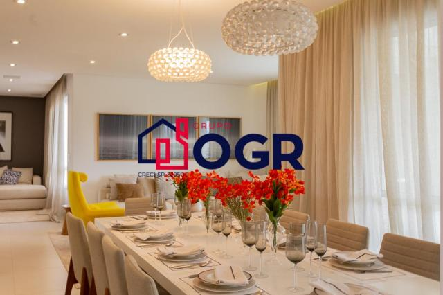 Apartamento com 3 dormitórios à venda, 182 m² por R$ 989.000,00 - Jardim Aquárius - Limeir - Foto 10