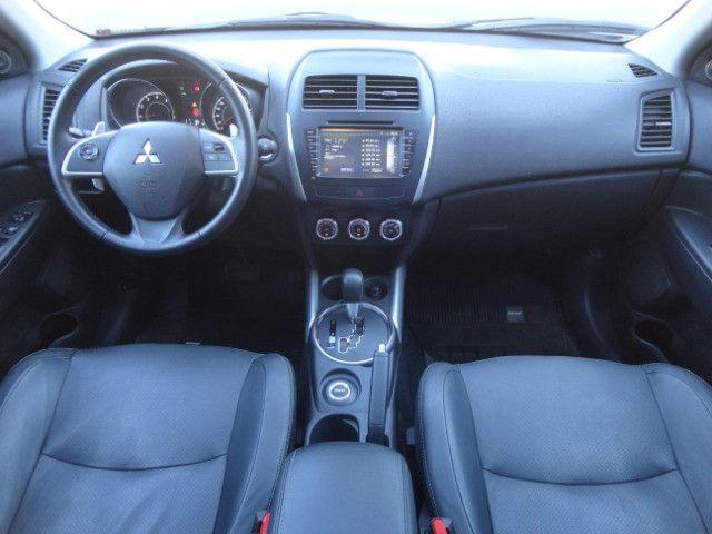 Mitsubishi ASX 2.0 AWD 4x4 Top+Teto Panoramico - Foto 11